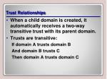 trust relationships1
