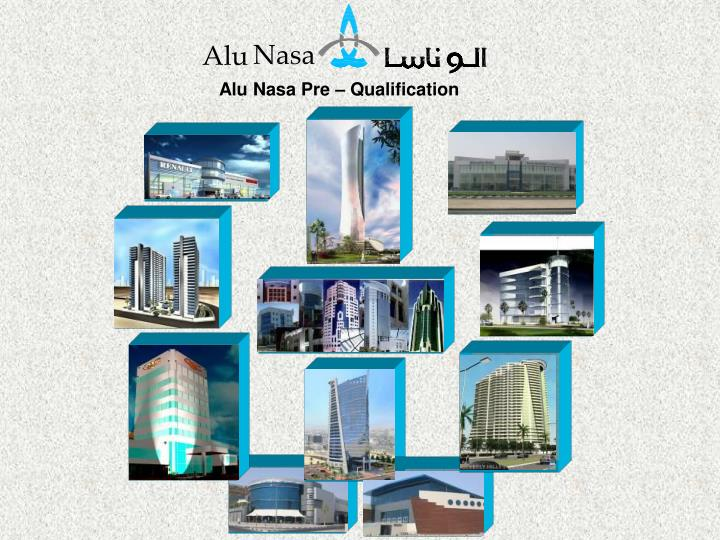 Alu Nasa Pre – Qualification