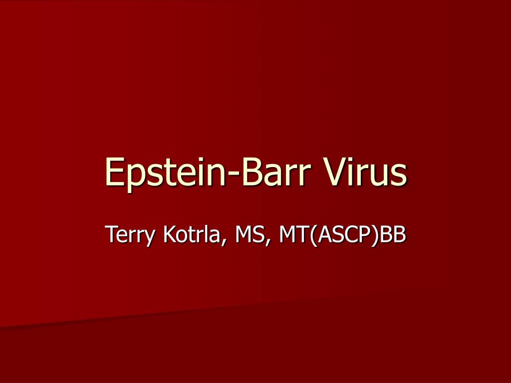 Epstein-Barr Virus