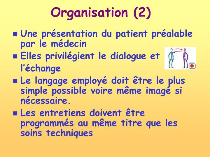 Organisation (2)