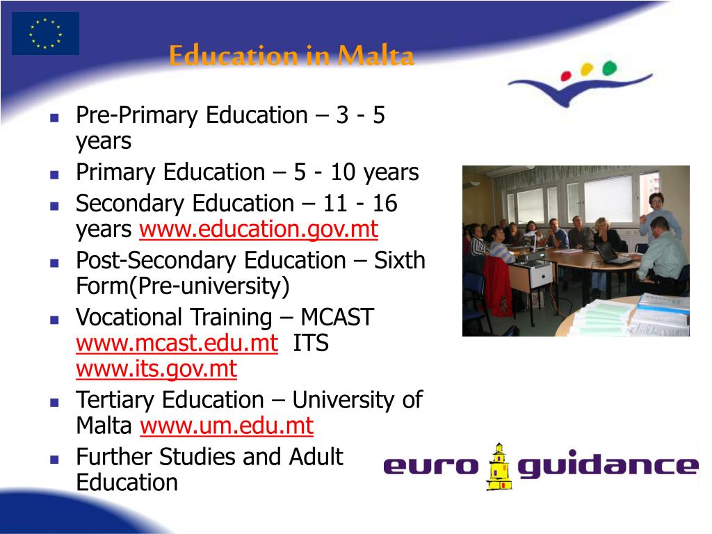 Education in Malta