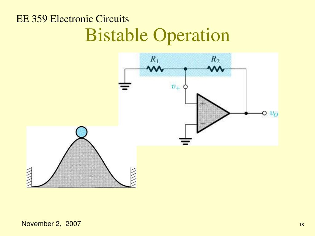 Bistable Operation