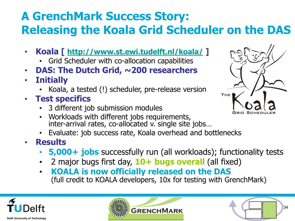 A GrenchMark Success Story: