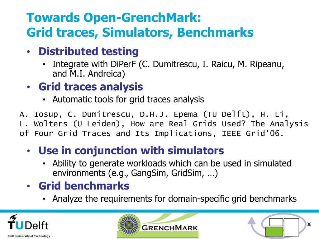 Towards Open-GrenchMark: