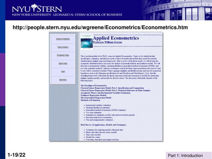 http://people.stern.nyu.edu/wgreene/Econometrics/Econometrics.htm