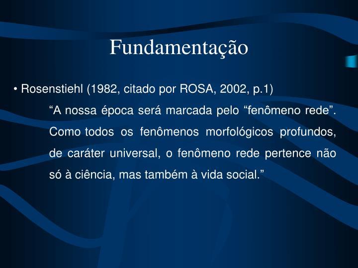 Fundamentação