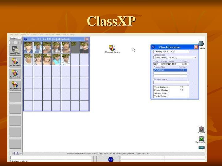 ClassXP