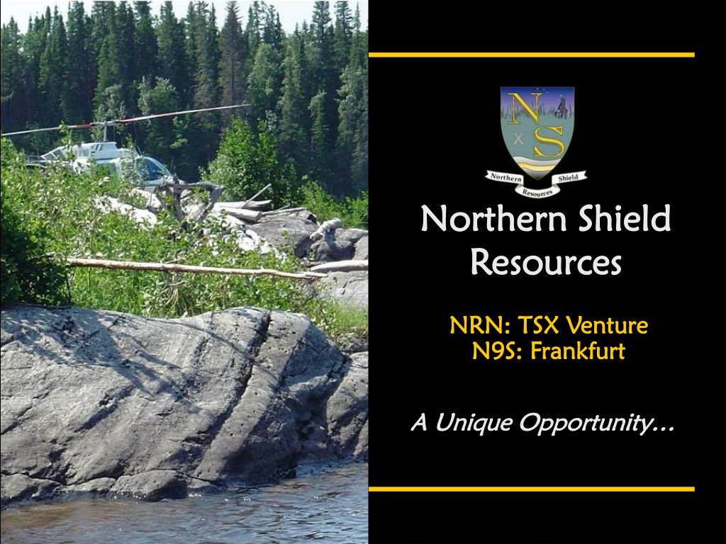 Northern Shield Resources