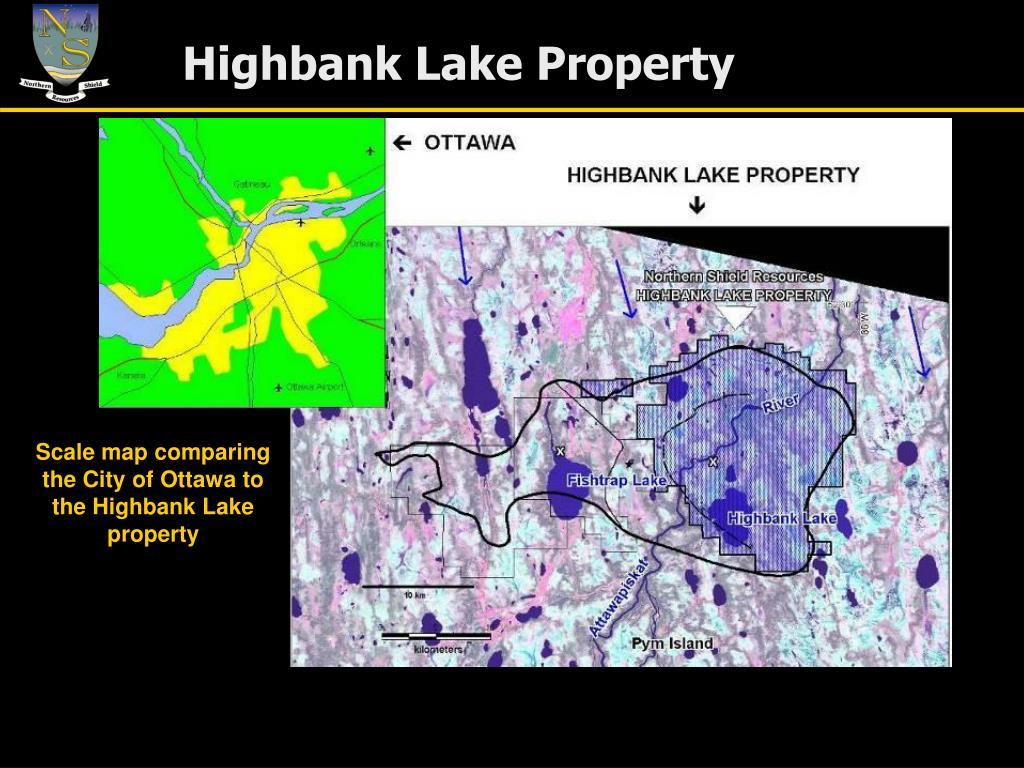 Highbank Lake Property