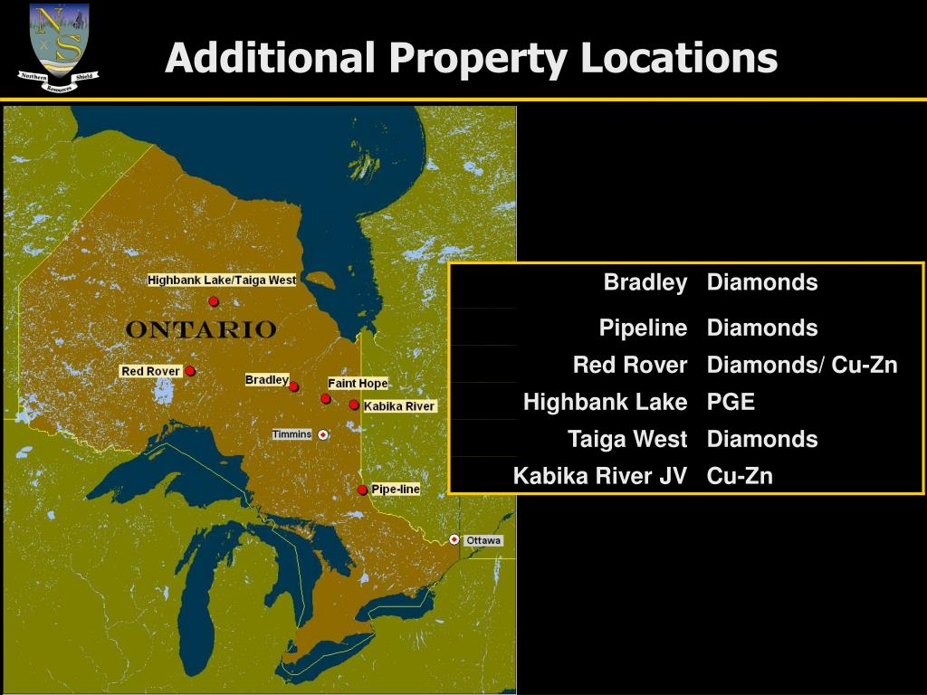 Additional Property Locations