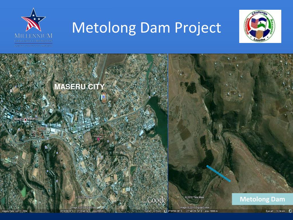 Metolong Dam Project