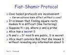 fiat shamir protocol