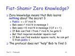 fiat shamir zero knowledge