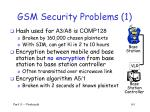 gsm security problems 1