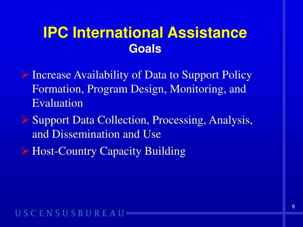 IPC International Assistance