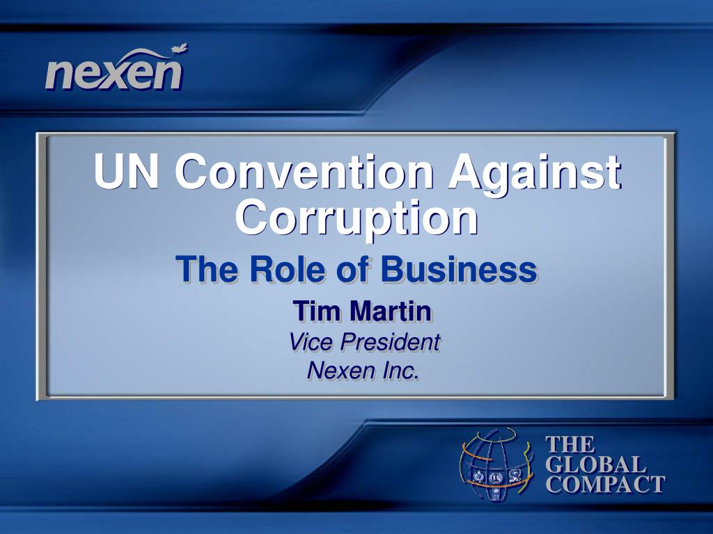 UN Convention Against