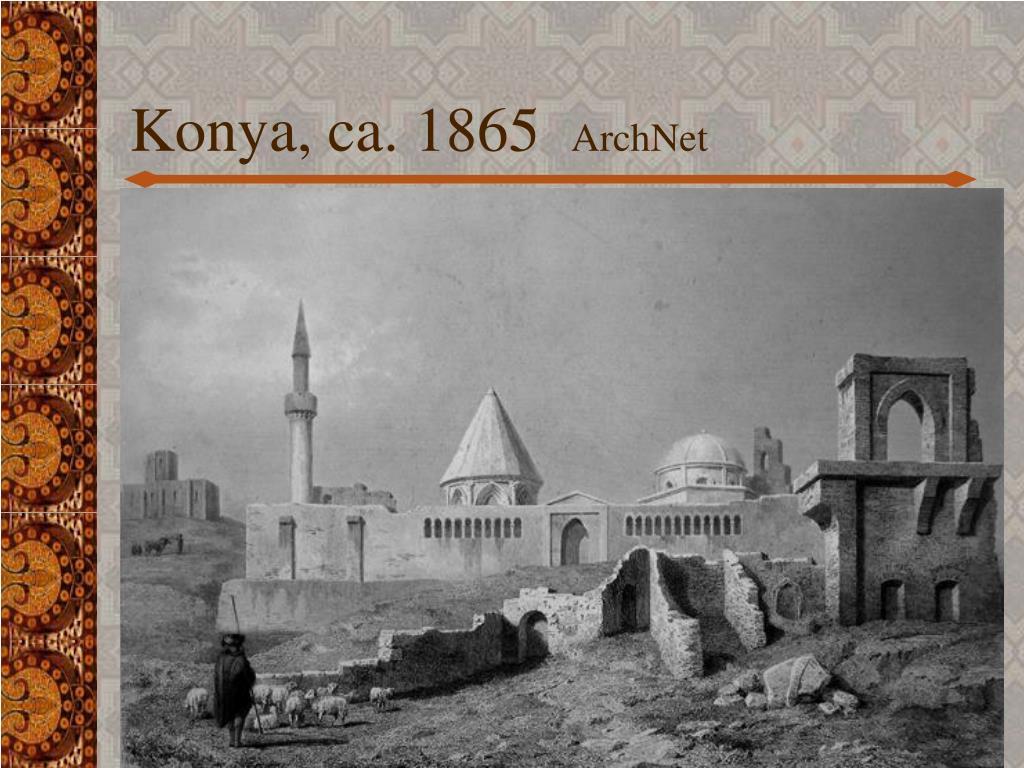 Konya, ca. 1865