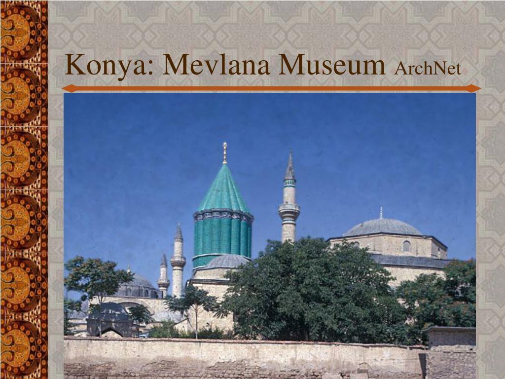 Konya: Mevlana Museum