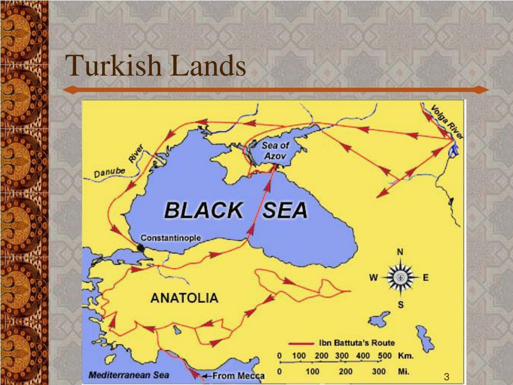 Turkish Lands