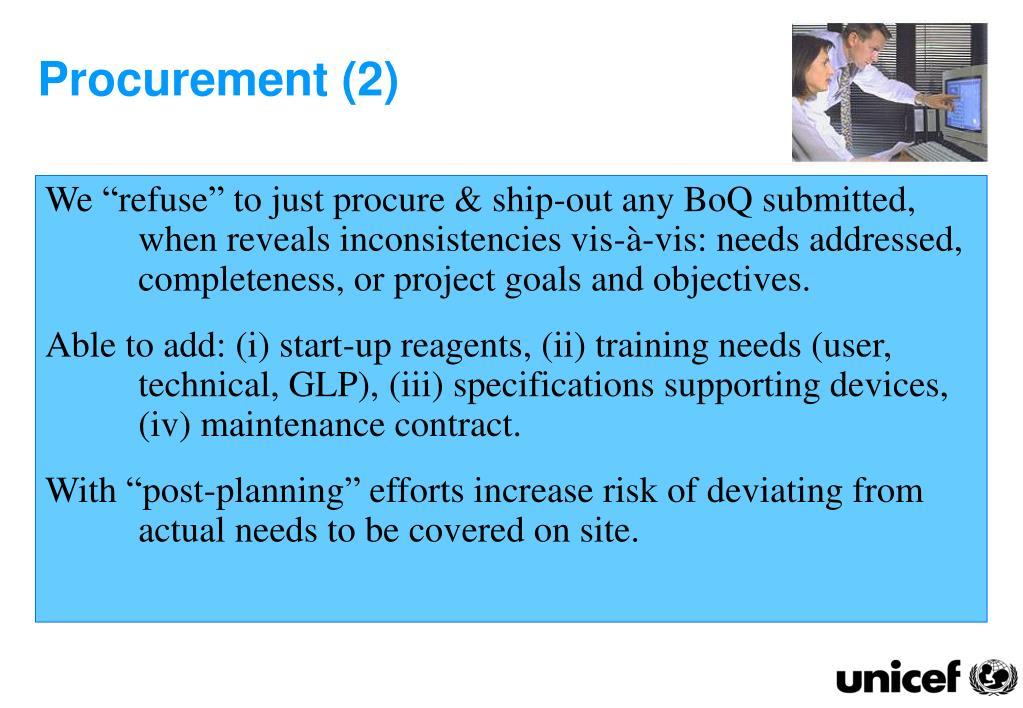 Procurement (2)