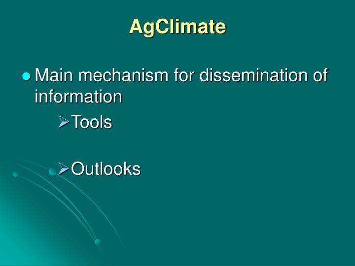AgClimate