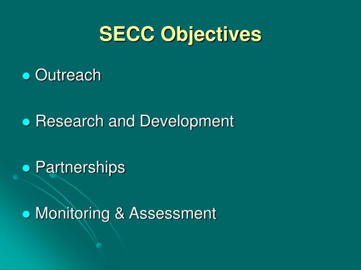 SECC Objectives