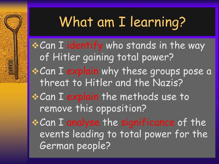 How did Hitler persuade the Germans to go along with his plan to eliminate the Jews?