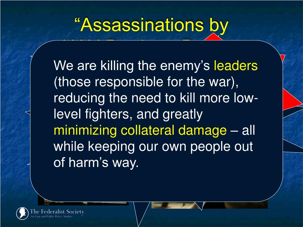 """Assassinations by"