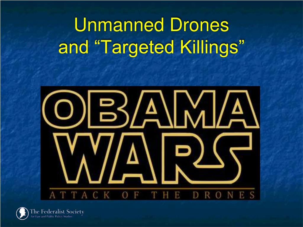Unmanned Drones