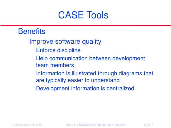 CASE Tools