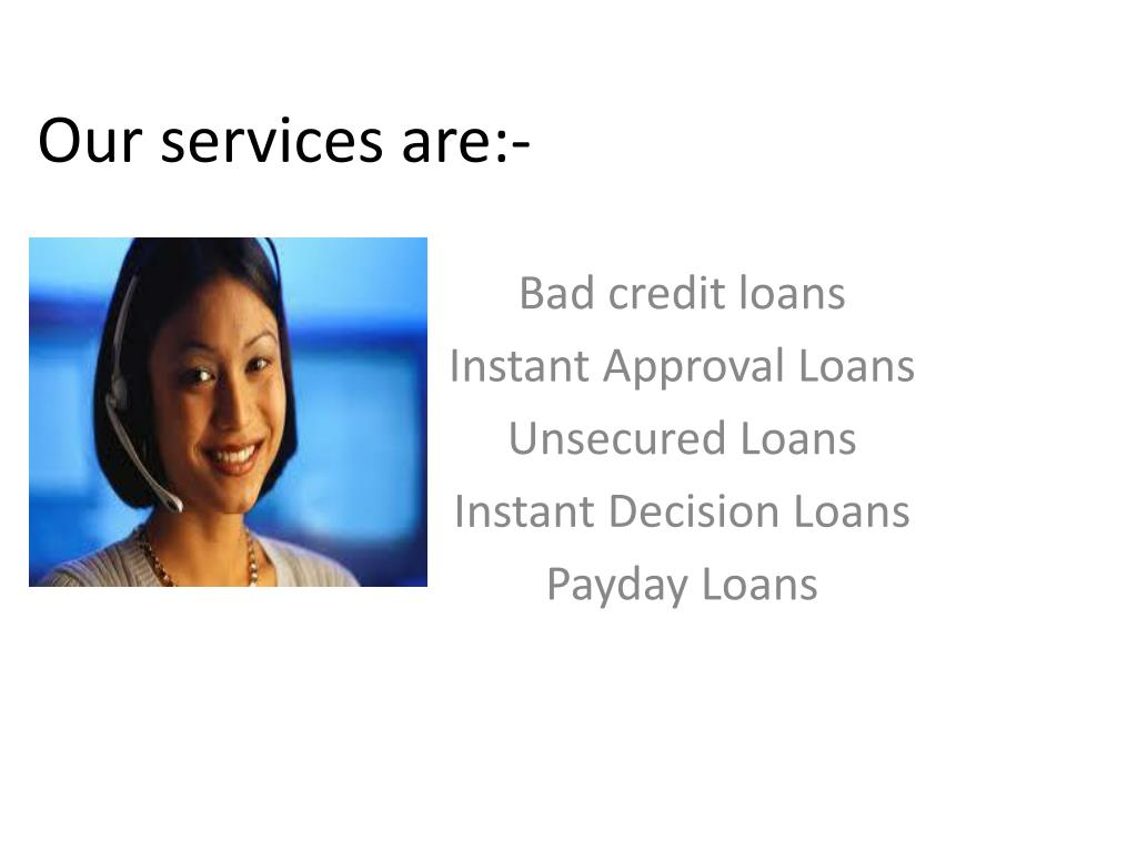 Our services are:-