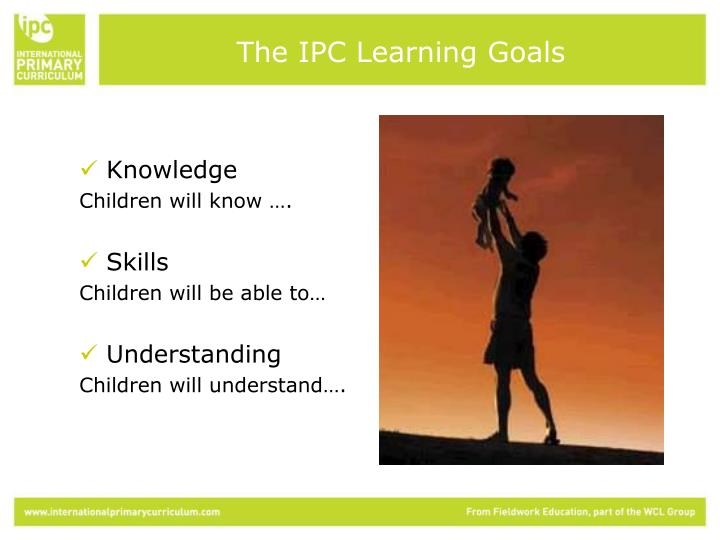 The IPC Learning Goals