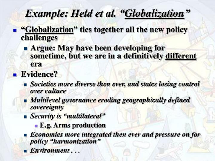 """Example: Held et al. """""""