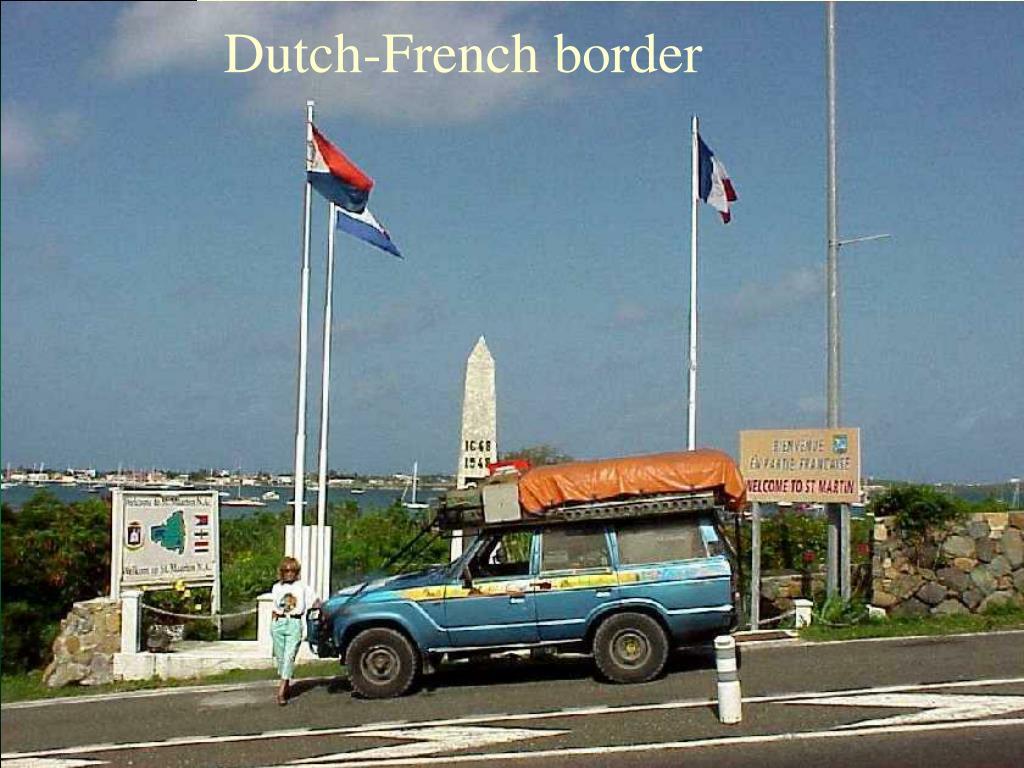 Dutch-French border