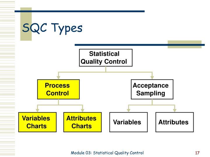 SQC Types