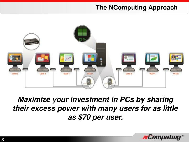 The NComputing Approach