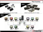 the x series