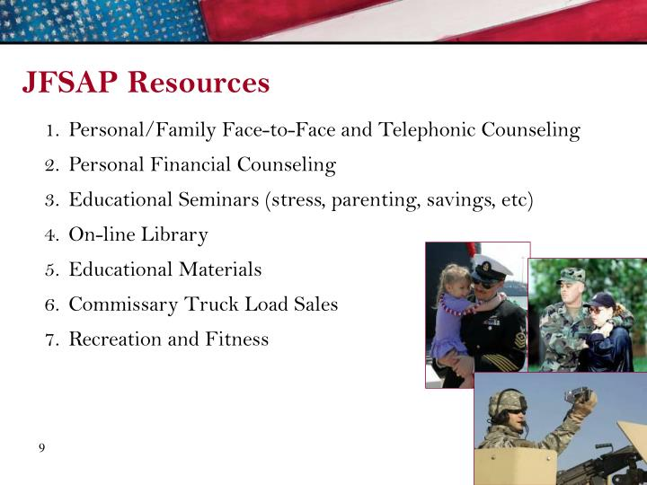 JFSAP Resources