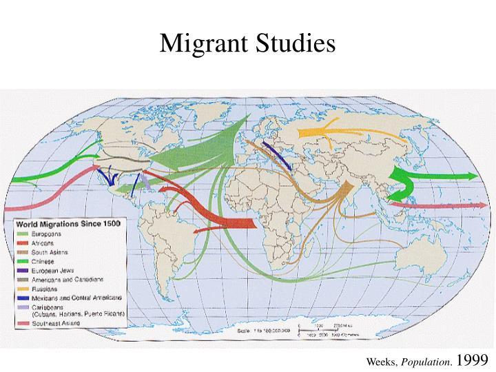 Migrant Studies