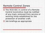 remote control zones1