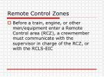 remote control zones2