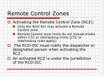 remote control zones3