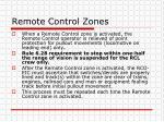 remote control zones4