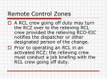 remote control zones5