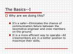 the basics i