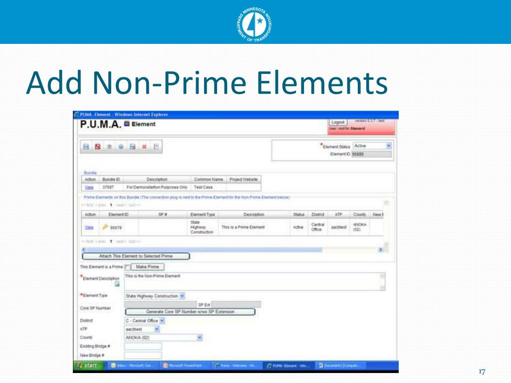 Add Non-Prime Elements