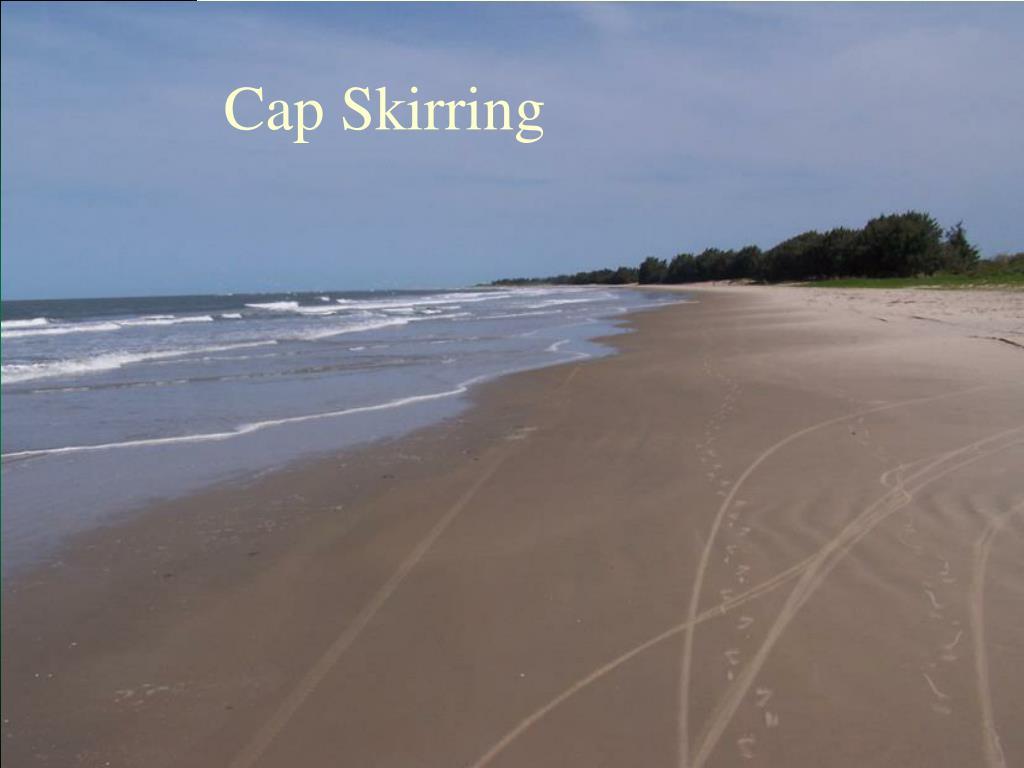 Cap Skirring