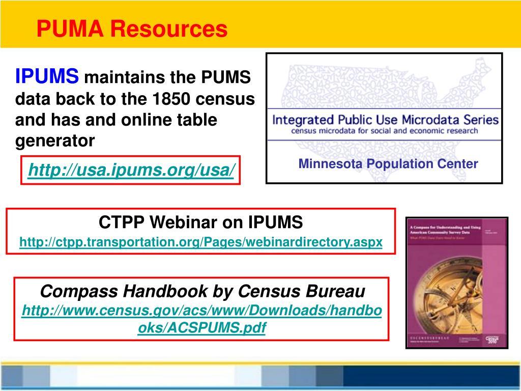 PUMA Resources