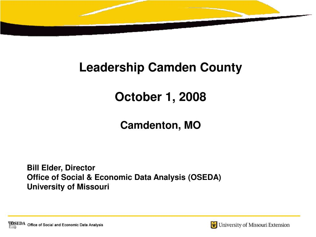 Leadership Camden County