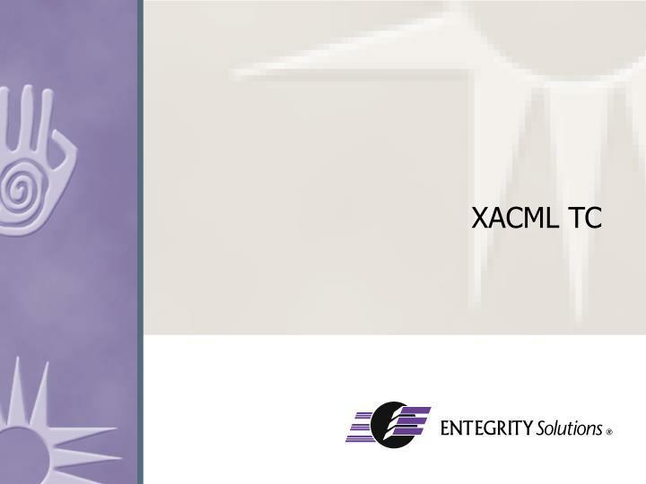XACML TC